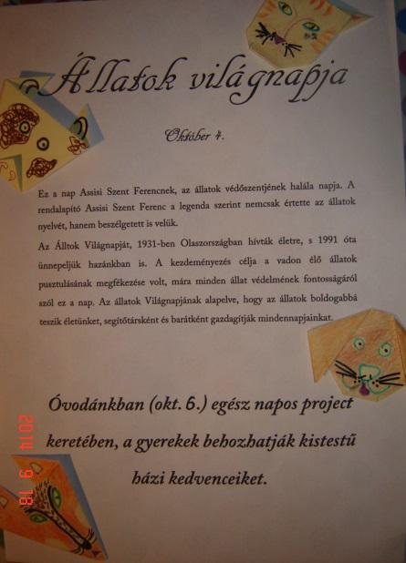 Állatok vil. nap 2014.(1)